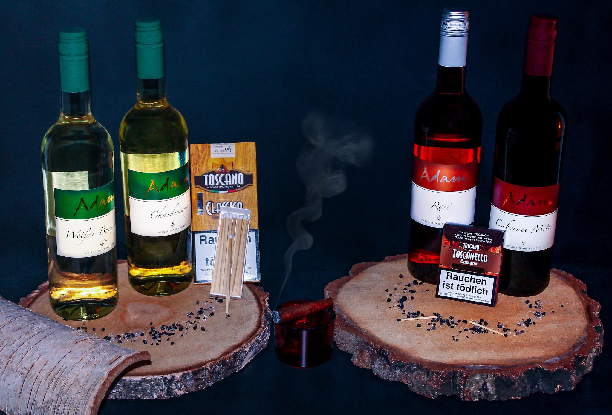 Zigarren Newsletter Weingut Adam